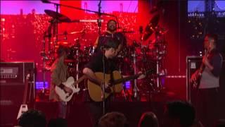 Dave Matthews Band - Partial Performance - Letterman Stream - HD - Black and Bluebird