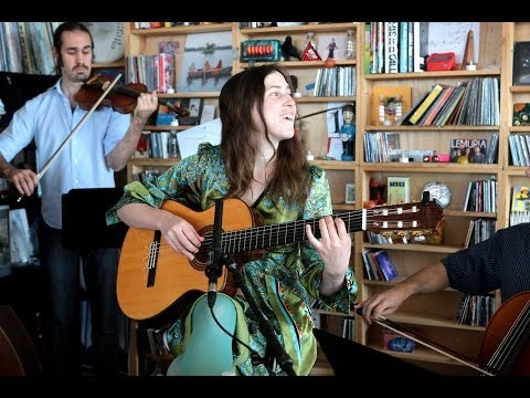 Marian McLaughlin: NPR Tiny Desk Concert