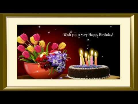 เพลงอวยพรวันเกิด - Happy birthday