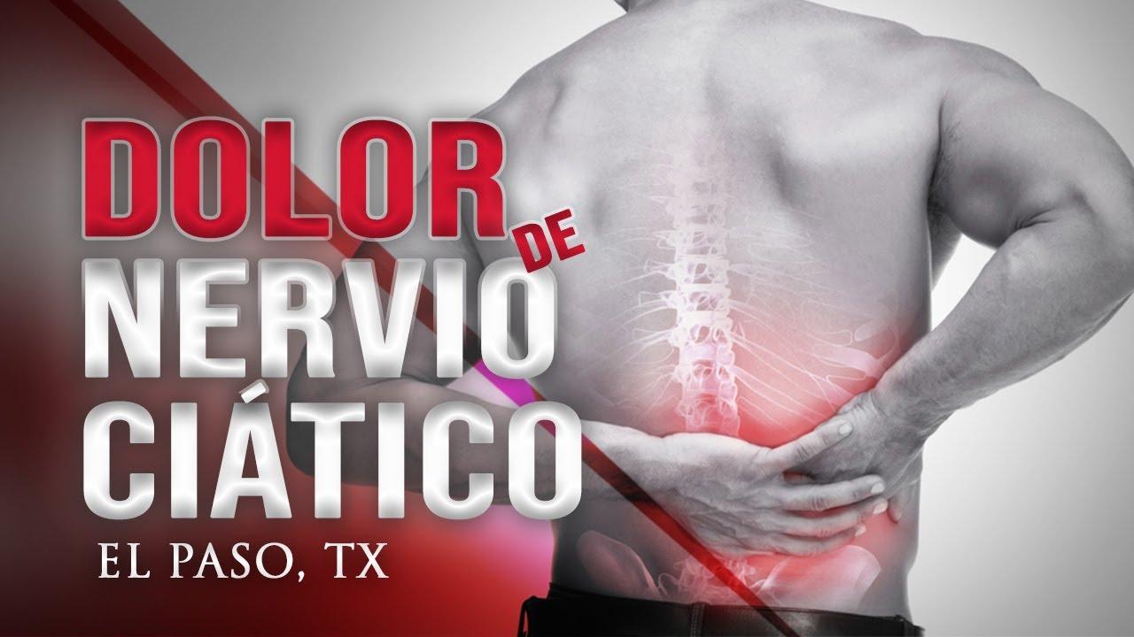 nervio pellizcado en la espalda que irradia a la cadera