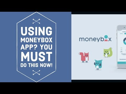Moneybox app? One thing you must do first (saving hack)!