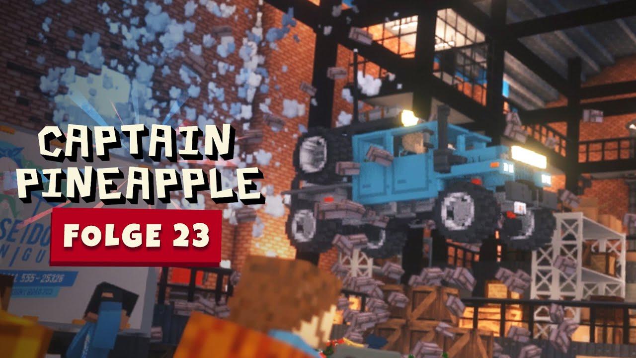 Jäger der explosiven Überraschung 🍍 Adventskalender 2020 | CAPTAIN PINEAPPLE - Folge 23