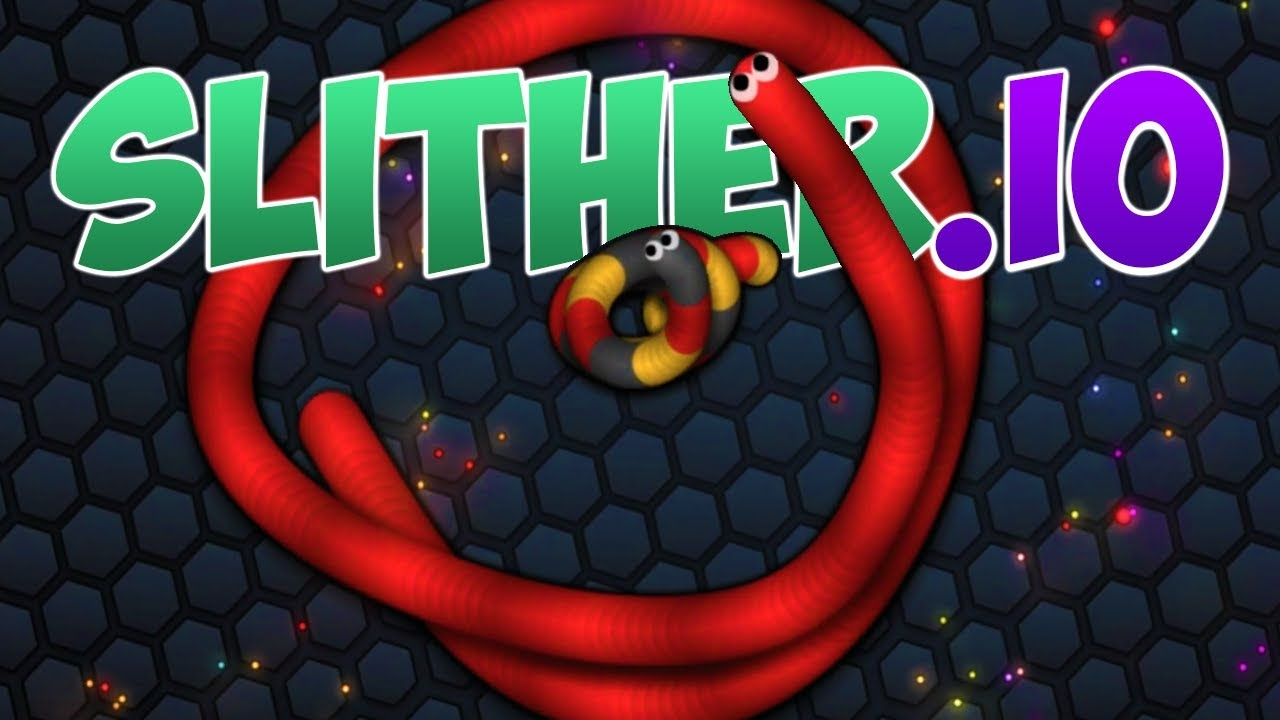 TO THE TOP!!!! SLITHER.IO- PLAYING OFFLINE - YouTube