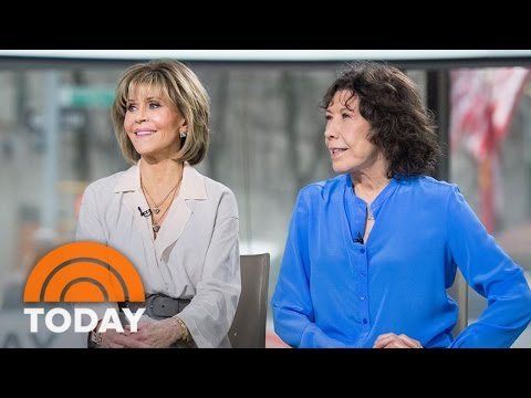 Jane Fonda And Lily Tomlin Now Grace And Frankie Are Selling