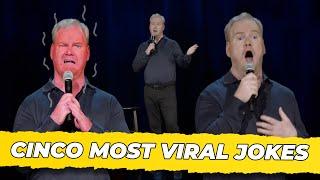 "Top 5 Funniest Jokes from ""Cinco"" Jim Gaffigan"