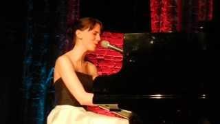 Anna Depenbusch - Wenn Du Nach Hause Kommst - 10.05.2013 - Müncheberg - SingerSongTexterFestival