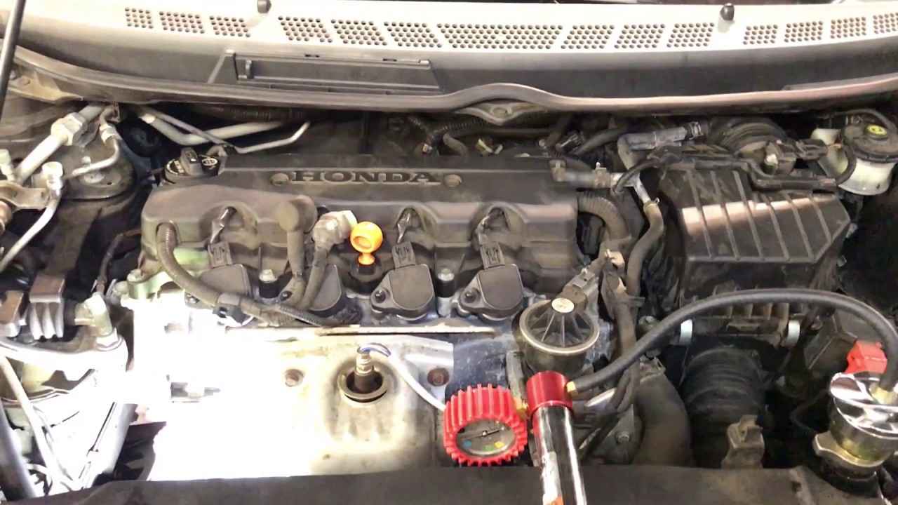 2007 Civic Engine Block Recall Tsb 10 048