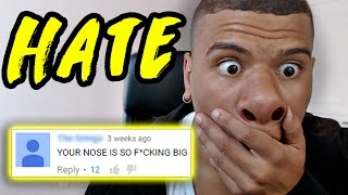 READING MEAN COMMENTS PART 2!!