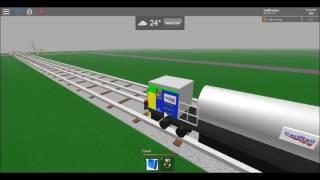 ROBLOX | CarlRail MPV Weedkiller Tonham Central - Mickton Station
