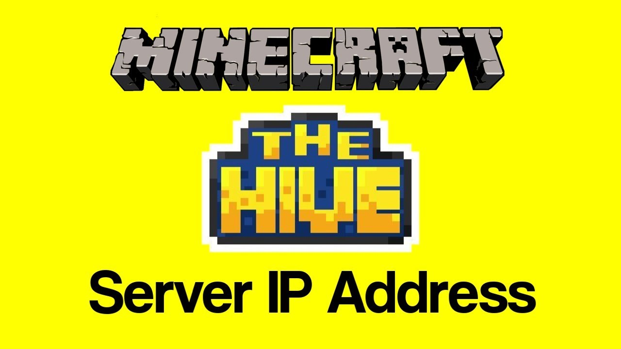 the hive minecraft ip