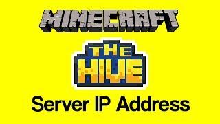 The Hive Server ip (2020) YouTube