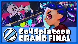 GO4SPLATOON GRAND FINAL // ESL SPLATOON // Demo Splatoon 2