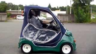 Mitsuoka MC 1 Micro CAR 1505220705 k