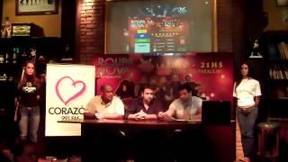 Lanzamiento Roupa Nova en Paraguay 2 Se espera 10 a 12 mil personas
