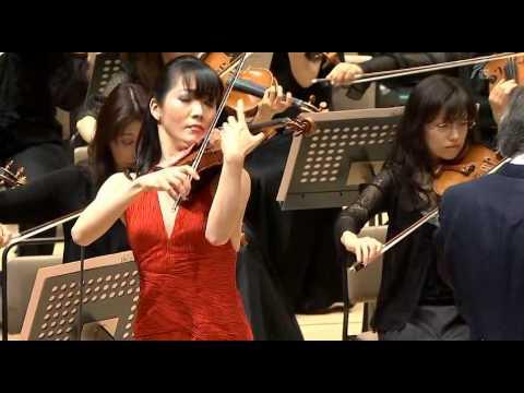 Bruch: Violin Concerto No. 1 - Akiko Suwanai