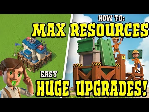 Quickly Upgrade Your Base To MAX Without Boom Beach Hacks