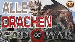 God of War Guide - Fundorte aller Drachen und Drachenschreine