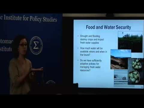 Potomac Institute   Climate Change Impacts in the Pacific   Implications for US Environmental and Hu