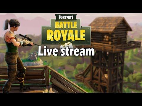 Bli en Sponsor | |  Battle Royale med seere| Live stream