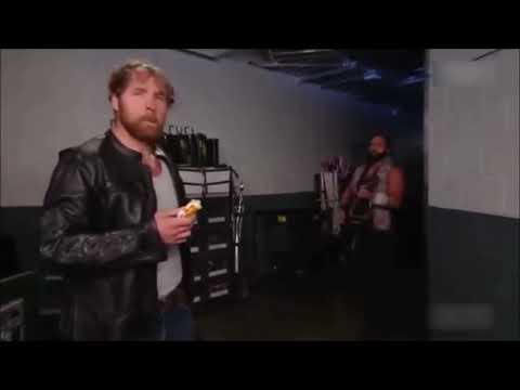 WWE Hindi dubbed comedy Dean Ambrose ho gya pagal