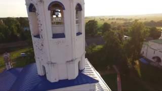 �������� ���� Рязанская область с высоты птичьего полета, Рязанская область ������