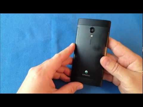AT&T Sony Xperia Ion 4G LTE first impression