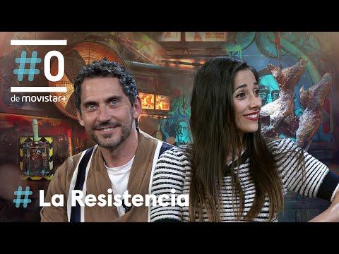LA RESISTENCIA - Entrevista a Mariam Hernández y Paco León   #LaResistencia 22.03.2021
