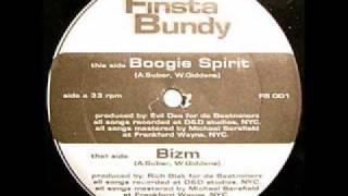 Finsta Bundy - Bizm