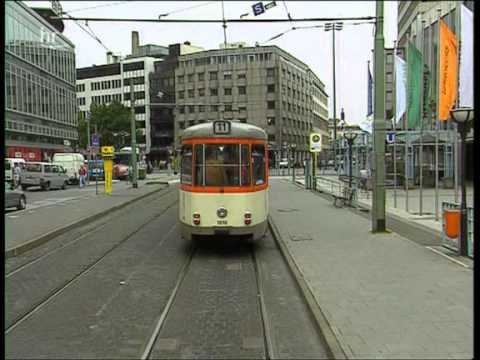 Frankfurt Linie 11 Hauptbahnhof - Riederhöfe (-Fechenheim)