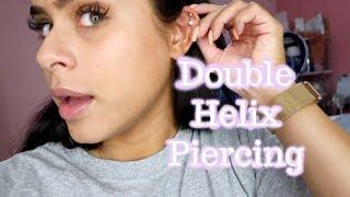 Double Helix Piercing Update