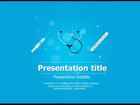 Vaccine animated ppt template youtube vaccine animated ppt template toneelgroepblik Images