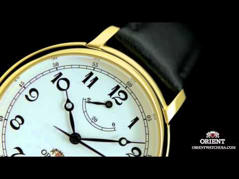 Orient Monarch Hand Wound Mechanical Men's Watch