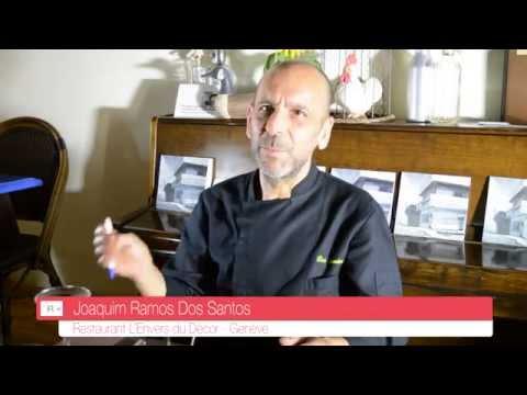 Digital Romandie - Vidéo Témoignage du Restaurant l'Envers du Décor à Genève