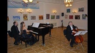 Делегация Союза композиторов России в Праге