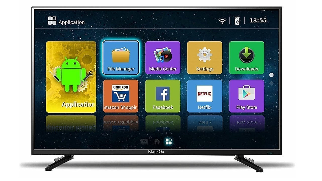 "smart tv features 32"" Full HD Smart Android LED TV - YouTube"