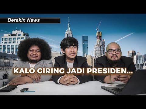 Fenomena Artis Nyalon Jadi Presiden   Berakin News