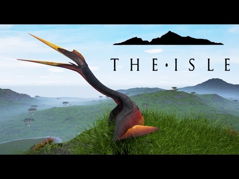 The Isle  Ep 4  PLAYING AS A QUETZAL & GETTING KICKED   Quetzalcoatlus Early Access Gameplay