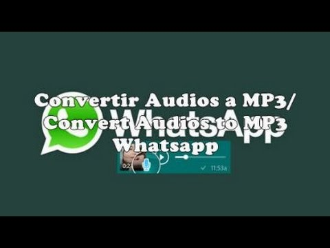 convertir-audios-whatsapp-a-mp3-/-convert-whatsapp-audio-to-mp3
