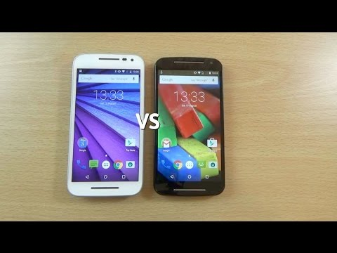 Moto G 3rd Generation VS Moto G 2nd Generation - Review