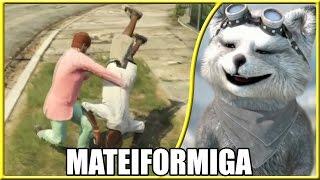 #REACT - OS BUGS DO GTA V ONLINE VOLTARAM! (mateiformiga)