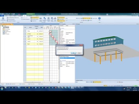 Asta Powerproject BIM – exciting developments in 4D planning!