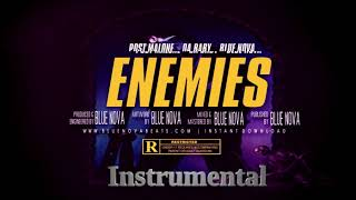 Post Malone - Enemies Ft. DaBaby (Official Instrumental)