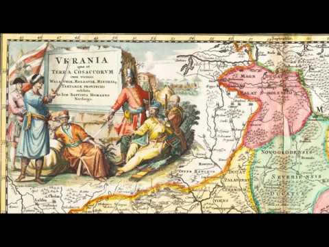 Подделанная и настоящая  карта 1716 года