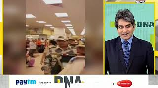 DNA: People show respect towards CRPF personnel by clapping at Jammu Airport