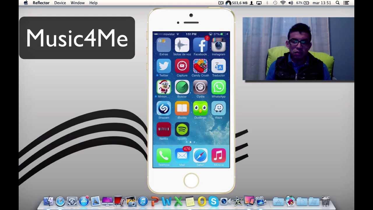 como descargar musica para iphone 5s gratis