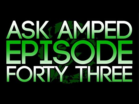Ask Amped Episode 43 - Daynoodles, Dom's BMW and Doodoo at MSW