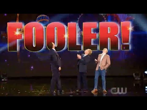Magician makes history on Penn & Teller Fool Us - surprise judgement!