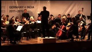 Deutsche Philharmonie Merck performs Beethoven Leonore Overture no 3 op.72