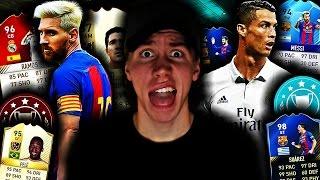 DET BESTE LAGET PÅ FIFA 17?! DET ULTIMATE FUT DRAFT!!
