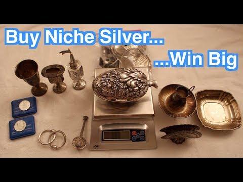 Make Money Buying Silver Judaica